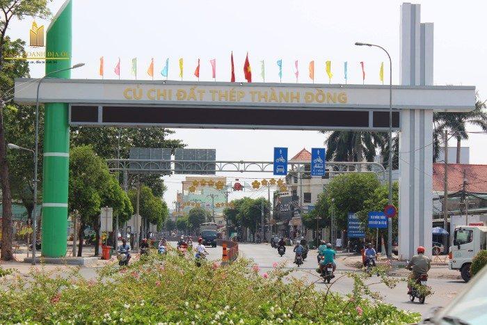 Thành lập Thành phố Tây bắc Củ Chi và Hóc Môn
