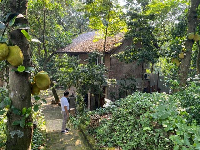 Đất nền biệt thự vườn sinh thái Hà Nội