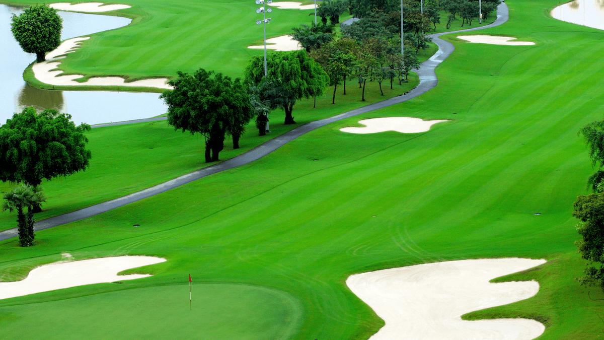 Sân Golf tại Moon River